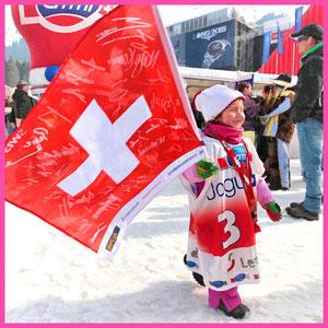 Emmi Sponsoring: AUDI FIS Ski Weltcup Finale Lenzerheide