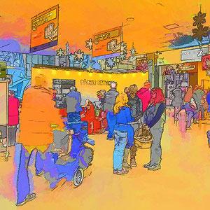 MParc Ebikon: Endspurt beim Weihnachtseinkauf