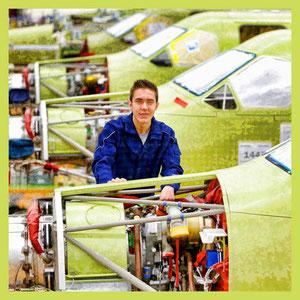 Pilatus Aircraft Ltd.: Neue Testimonials der Lernenden 2014