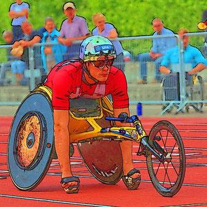 Marcel Hug: Schweizer Paralympics-Medaillenhoffnung