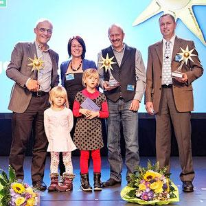 Gewinner Goldene Sonne 2012 und Dankeschöntag der Migros Luzern