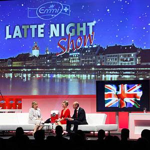 Mitarbeiter-Event EMMI Latte Night Show 2012