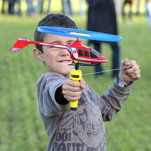Modellhelikopter: 2. Flugbox-Cup Willisau