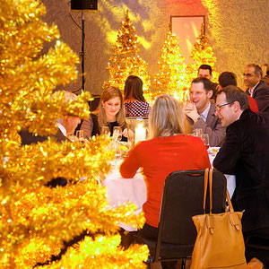 Firmen-Weihnachtsfeier in der Dance Academy Zürich