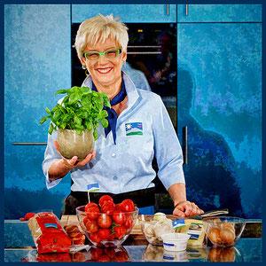 """Making Of """"Jeannette kocht"""", die neue Kochsendung der Migros Luzern"""
