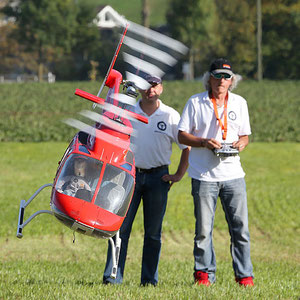 Faszination Modellhelikopter: Flugbox-Scalemeeting Willisau