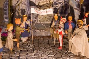 Ab dem 6. Januar ziehen die Sternsinger in die Milieukrippe von Lyskirchen ein