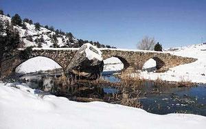 Puente Romano - Camino Santiago Soria