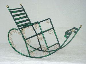 silla de Santa Claus