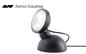 sur ses chantiers, déco&matières propose les luminaires Azimut Industries