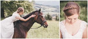 Shooting für Allgäu Pferd in Bad Hindelang