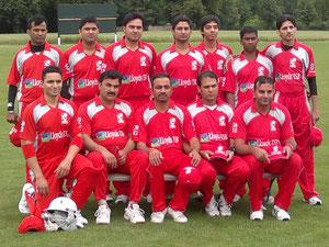 Swiss National Squad in 2012