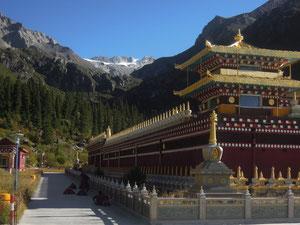 Dzogchen Gompa