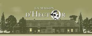 La maison d'Hector. Tenue par deux amis.
