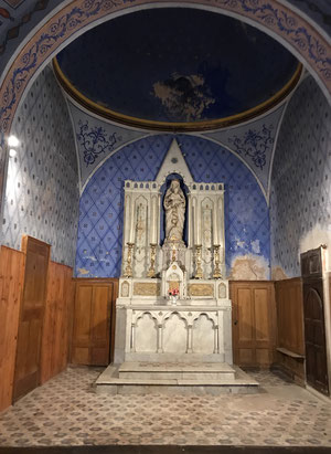 Eglise Saint Michel seconde travée