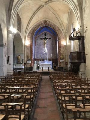 Eglise Saint Michel première travée