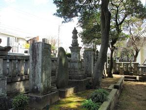 岡野家代々墓所