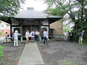 寿福寺観音堂