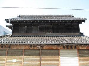 旧タナカヤ呉服店