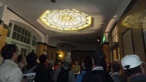 歴史博物館ステンドグラス
