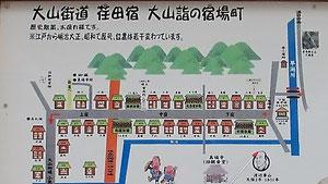 大山道 荏田宿