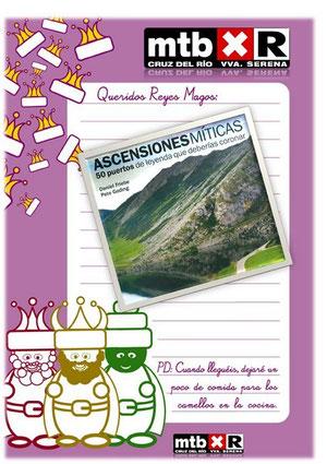 Queridos Reyes Magos: Me he portado muy bien y quiero este libro.