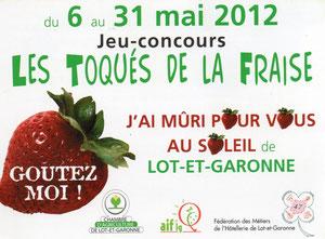 fraise du Lot et Garonne