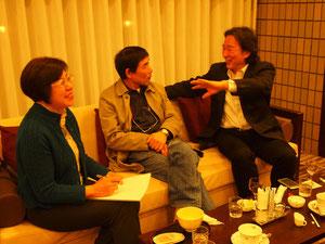 中央:藤本会長
