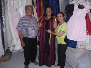 Ausleihbörse für Festtagskleidung