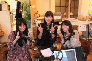 2012年9月30日(日) 野菜ソムリエのいる心とからだにやさしいカフェ Flour bee* にて公開収録