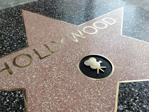 Hollywoodstern aus Terrazzo,Terrazzostern,Terrazzo Hollywoodstern