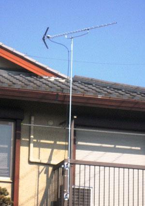 YAGI 高性能UHFアンテナ オールチャンネル用 直付用