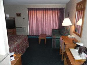 Unser Hotel Zimmer