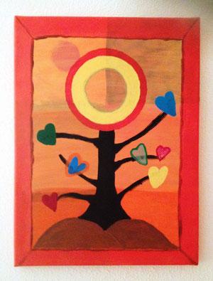 "Copyright 2011 Thomas Lindt ""Lebensbaum"""