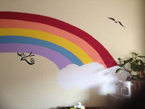 Regenbogen für die Küche