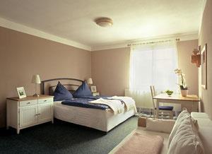 Beispiel Gästezimmer