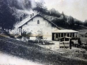 La Thuile vers 1930