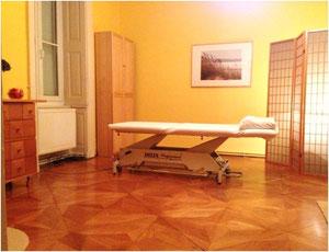 Praxisraum im 3. Bezirk zu mieten Osteopathie