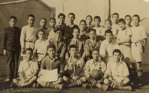 1948年3部リーグで優勝2部へ昇格