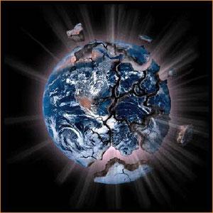 La talpa d'acciaio corre a super velocità verso il centro della Terra per rimettere in moto il nucleo