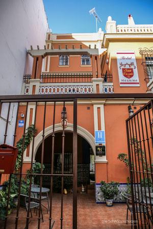 St. Vicente Sevilla | die Schnappschützen