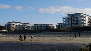 Ferienwohnungen Strandpalais Duhnen Meerblick