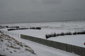 Der Winter hat seine Reize in Cuxhaven Duhnen