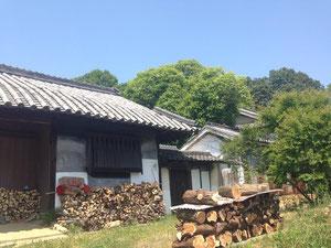 香川県の薪