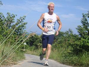 Berglauf auf Koh Larn 2011