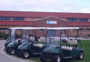 Golfplatz in Elmenhorst in 1 Kilometer Entfernung