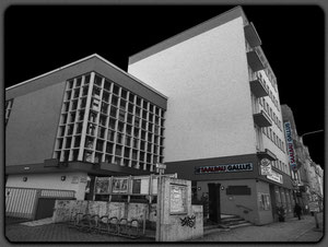 Saalbau Gallus - Frankenallee