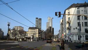 Frankfurt - Gallus - Güterplatz / Mainzer Landstr.