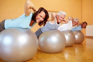 Physiotherapie mit Herz