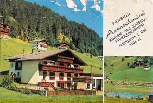 1980er Jahre; Sommer-Postkarte
